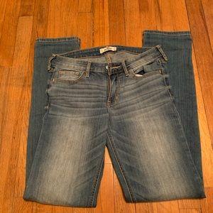 Medium/Light wash jeans